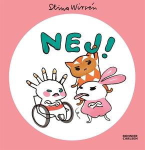 Nej! (e-bok) av Stina Wirsén