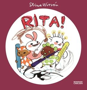 Rita! (e-bok) av Stina Wirsén