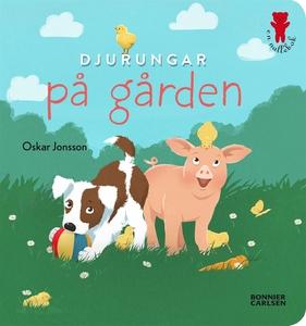 Djurungar på gården (e-bok) av Oskar Jonsson