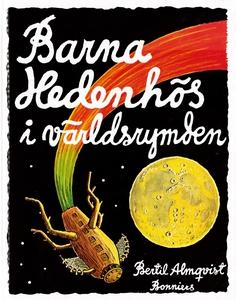 Barna Hedenhös i världsrymden (e-bok) av Bertil