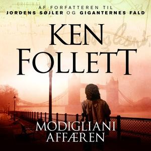 Modigliani-affæren (lydbog) af Ken Fo