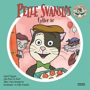Pelle Svanslös fyller år (e-bok) av Gösta Knuts