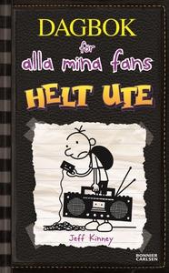 Helt ute (e-bok) av Jeff Kinney