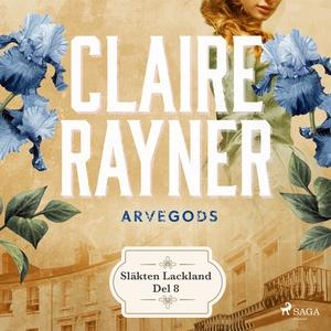 Arvegods (ljudbok) av Claire Rayner