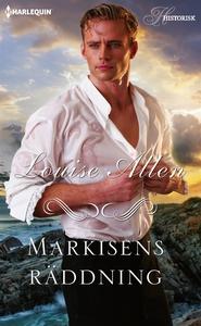 Markisens räddning (e-bok) av Louise Allen