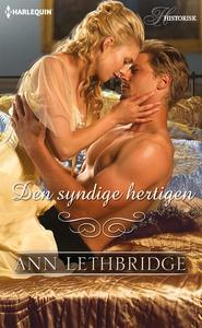 Den syndige hertigen (e-bok) av Ann Lethbridge