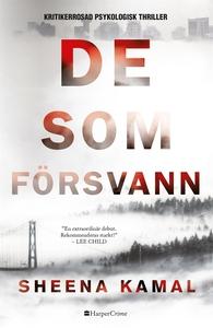 De som försvann (e-bok) av Sheena Kamal