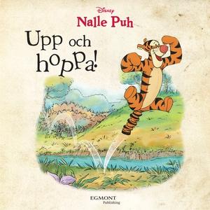 Nalle Puh - Upp och hoppa! (ljudbok) av Catheri