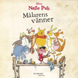 Nalle Puh - Målarens vänner (ljudbok) av Cather