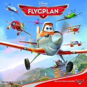 Flygplan (ljudbok) av Disney