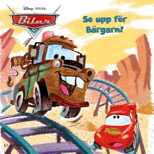 Bilar - Se upp för bärgarn (ljudbok) av Disney