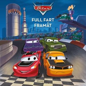 Bilar - Full fart framåt (ljudbok) av Disney