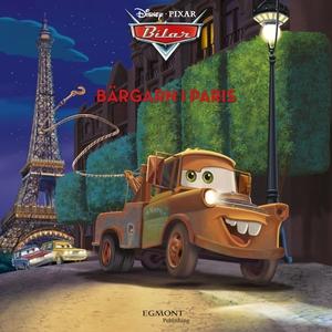 Bilar - Bärgarn i Paris (ljudbok) av Disney
