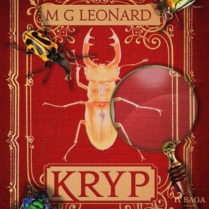Kryp (ljudbok) av M. G Leonard