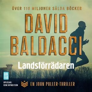 Landsförrädaren (ljudbok) av David Baldacci