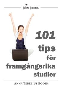 101 tips för framgångsrika studier (e-bok) av A