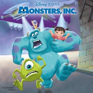 Monsters, Inc. (ljudbok) av Disney