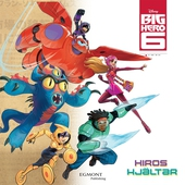 Big Hero 6 - Hiros hjältar
