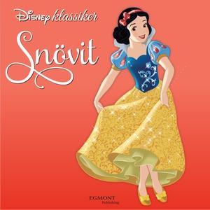 Snövit (ljudbok) av Disney