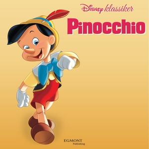 Pinocchio (ljudbok) av Disney, Elizabeta Glasno