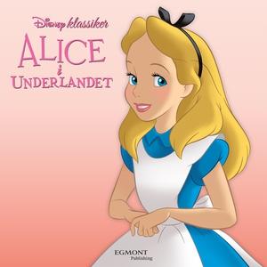Alice i Underlandet (ljudbok) av Disney
