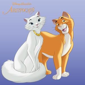 Aristocats (ljudbok) av Disney