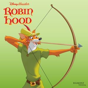 Robin Hood (ljudbok) av Disney