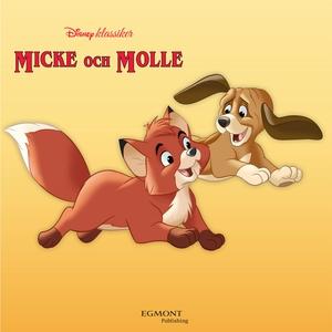 Micke och Molle (ljudbok) av Disney