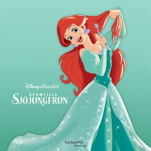 Den lilla sjöjungfrun (ljudbok) av Disney