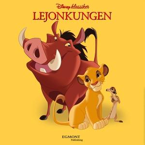 Lejonkungen (ljudbok) av Disney