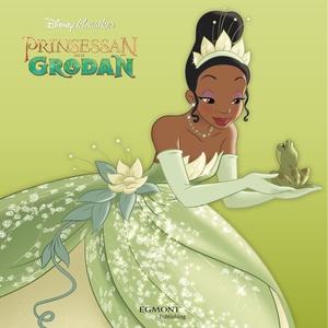 Prinsessan och grodan (ljudbok) av Disney