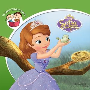 Sofia den första (ljudbok) av Disney