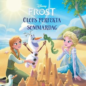 Frost - Olofs perfekta sommardag (ljudbok) av D