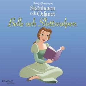 Belle och Slottsvalpen (ljudbok) av Barbara Baz