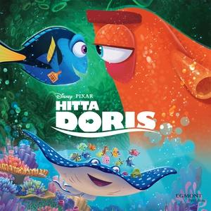 Hitta Doris (ljudbok) av Disney
