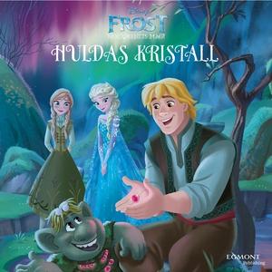 Frost - Huldas kristall (ljudbok) av Disney