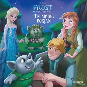 Frost - En modig början (ljudbok) av Disney