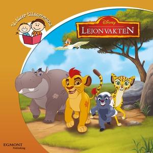 Lejonvakten (ljudbok) av Disney