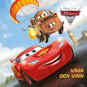 Bilar 2 - Våga och vinn (ljudbok) av Disney
