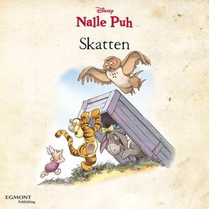 Nalle Puh - Skatten (ljudbok) av K. Emily Hutta