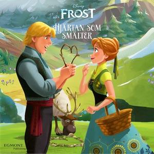 Frost - Hjärtan som smälter (ljudbok) av Disney