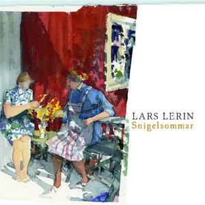 Snigelsommar (ljudbok) av Lars Lerin