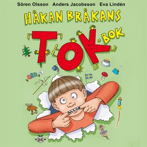 Håkan Bråkans tokbok (ljudbok) av Sören Olsson,