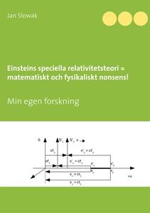 Einsteins speciella relativitetsteori = matemat