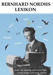 Bernhard Nordhs lexikon (e-bok) av Bernhard Nor