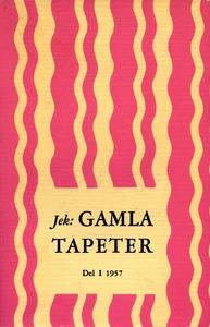 Jek: GAMLA TAPETER (e-bok) av Gunnar Sköld