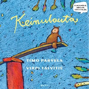 Keinulauta (ljudbok) av Timo Parvela