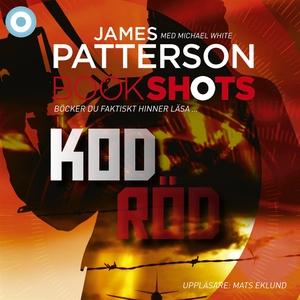 Kod röd (ljudbok) av James Patterson, Michael W