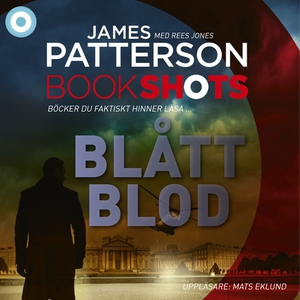 Bookshot: Blått blod (ljudbok) av James Patters