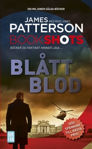 Bookshot: Blått blod (e-bok) av James Patterson